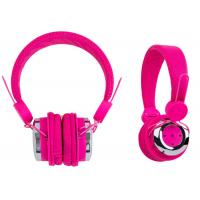 China Stereo Over Ear Noise Cancelling Headphones With 300 Mah Lithium Battery on sale