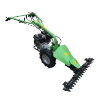China Mini type small field garden used lawn mower and grass cutter on sale