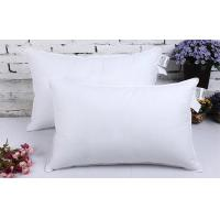 Quality Anti-Snore Washable Polyester Microfiber Pillow Insert for Home and Hotel Bedding for sale