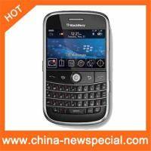 China Black berry bold 9000 mobile phone wholesale