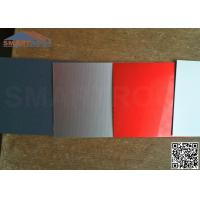 China Metal Material Plastic Roof Sheets in 0.43 MM Thickness with Heat Reflection wholesale