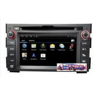 China Android 4.4 Quard Core Stereo GPS Navigation forKia Ceed Car DVD Player GPS Satnav Radio wholesale