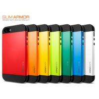 China Slim Armor Spigen SGP Waterproof Cell Phone Cases For IPhone 5 wholesale