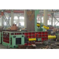 China Scrap Press Machine / Hydraulic Metal Baler For Waste Aluminum , Stainless Steel wholesale