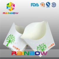 China Fold Down Small French Fries Packaging Box Recycle , Eco Friendly wholesale