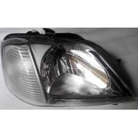 China French Renault Logan 2004 Plastic Injected Head Lamp Head Lamps Head Lights 6001546789 6001546788 wholesale