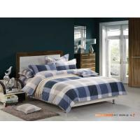 China Mens Turquoise 4 Piece Bedding Sets , 4 Piece Toddler Home Bedding Sets wholesale