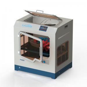 China PEEK / Ultem High Definition 3d Printer 350W Gross Power Direct Drive Feeding wholesale