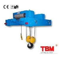 China Double Rail Wire Rope Hoist on sale