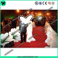 China Wedding Event Decoration Inflatable Flower,Inflatable Lily Flower wholesale
