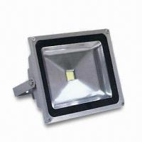 China 10W LED Outdoor Floodlight with 85 to 265V AC Voltage, CE Certified, RoHS Directive-compliant wholesale