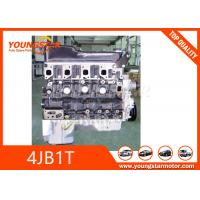 Buy cheap Long Engine Cylinder Block For ISUZU BJ493ZQ TURBO EISSIONS  Euro II Emission Standard from wholesalers