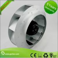 China AC Centrifugal Exhaust Fan Blower With Backward Curved Blades For Floor Ventilation wholesale