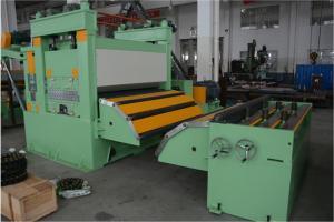 China Longitudinal Shearing 40-60m/min Cut To Length Line Machine PLC control on sale