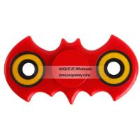China Wholesale EDC Hand Spinner Bat Hand Fidget Spinner Toy Focus Spinner Anti Stress Toy with Ceramic Bearing For Autism wholesale