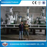 China Malaysia Pellet Plant Widely Using Wood Pellet Production Line Pellet Making wholesale