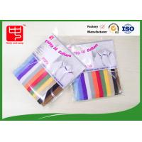 China Reusable Micro hook & loop straps Puppy Pet Collars Various Color 10 * 350mm wholesale