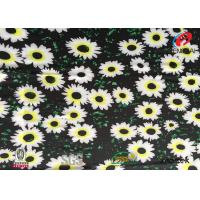 China Waterproof elastic Spandex african print polyester garment fabric for swimwear on sale