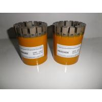 China Diamond Impregnated Drill Bits for Conventional Mineral Core Drilling on sale