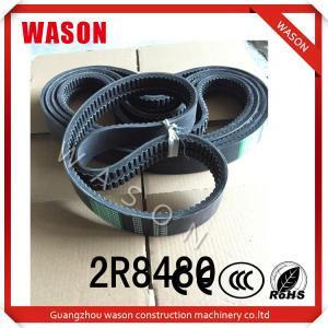 China Komatsu 2R8480 Fan Belt Tensioner / PC130-7 Metal NBR Adjustable Fan Belt wholesale