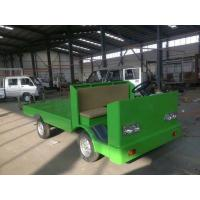 Buy cheap Battery Operated electric cargo vans With 2.5 Ton Loading Capacity Platform from wholesalers