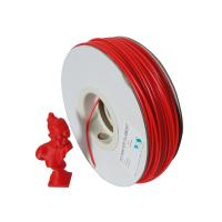 Quality Red 3.0mm ABS 3D Printing Filament Materials For 3D Printers Colorful for sale