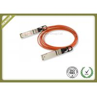 China 40GbE SFP Fiber Module Active Optical Cable 1 Meter OM2 / OM3 Type wholesale