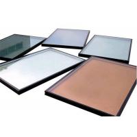 China High Precision Flatness Pink Reflective Float Glass For Construction / Decoration wholesale