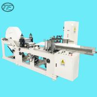 China High speed napkin tissue machine embossing and color printing tissue paper making machine napkin wholesale