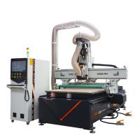 China Intelligent Woodworking CNC Router Machine High Strength Double Driving Motors Of Y Axis wholesale