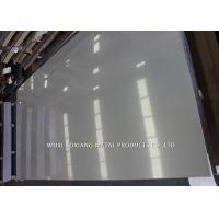 China 304 1.0 Thickness  Stainless Steel Sheet 4 x 8 Stainless Steel Sheet For Wall Panel wholesale