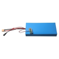 China 18650 36V 15Ah Rechargeable Lithium Battery Pack Within 1C Rate wholesale