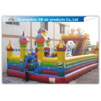 China Customized Bouncy Castle Inflatable Playground / Kids Inflatable Play Park for Game wholesale