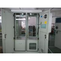 China Outdoor Telecom Cabinet, With Two Equipment Compartments and Two Battery Compartments wholesale