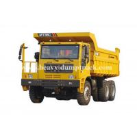 China Rated load 60 tons Off road Mining Dump Truck Tipper  306kW engine power drive 6x4 with 34m3 body cargo Volume wholesale