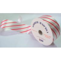 Quality Promtional Bright Pink Printing Ribbon Roll For Gift Wrapping for sale