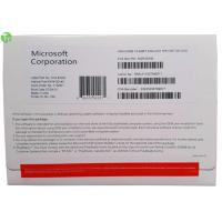China Full Version Microsoft Windows 10 Pro Oem 64 Bit DVD Retail Online Activation wholesale