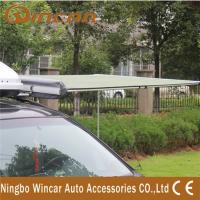China camping tent accerrories rolling up car awning for out door use WAWNING001 wholesale