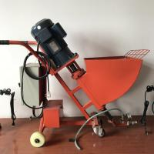 China Waterproof Cement Grouting Machine Pump Mortar Spraying Plaster Machine wholesale