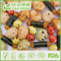 China Mixed Rice Crackers and Coated Peanuts Mix RCM23 wholesale