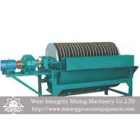 Wet High Intensity Magnetic Separator , Magnetic Separation Machine
