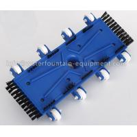 China Flexible Vacuum Head For Swimming Pool , Deluxe Weighted Vinyl Liner Vacuum Head wholesale