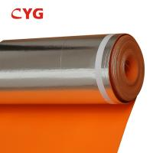 China Construction Heat Insulation Foam WPC SPC PVC Flooring PE foam Cork Underlayment wholesale