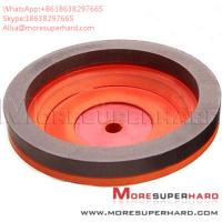 China Resin Wheels for Glass Alisa@moresuperhard.com wholesale