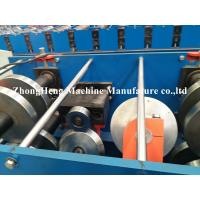 China Steel Beam C Z Purlin Roll Forming Machine For Prefab House 16MPa 22KW wholesale