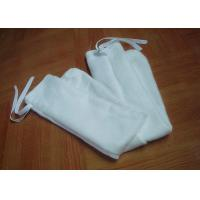 China Dust filtration Industrial Filter Bag , Glass Nylon Nomex micron Filter Cloth wholesale