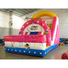 Quality Digital Printing Inflatable Cartoon Slide 7 X 4.5m Custom With Plao 0.55mm PVC Tarpaulin for sale