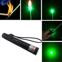 China Single 100mw Laser Pointer / Green Beam Laser Without 18650 Battery wholesale