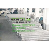 China China Stainless Steel Johnson Screens Pipe for Water Well Drilling Supplier wholesale