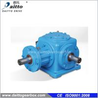 China T Series Spiral Bevel Gear Units on sale